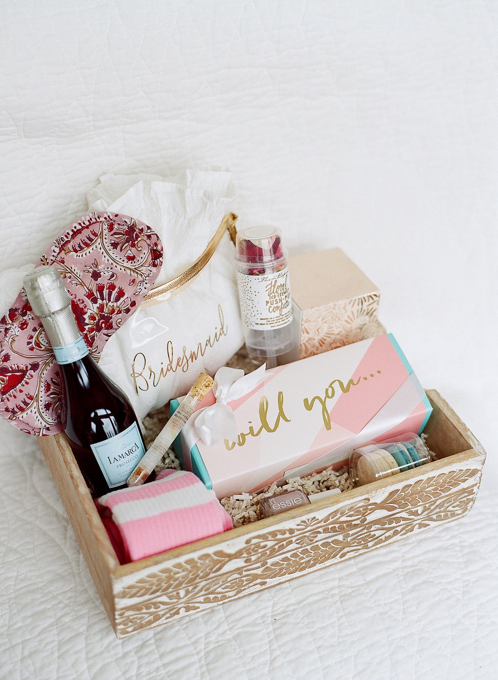 Will You Be My Bridesmaid? – Sparkle in her Eye